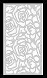резные перегородки сф017